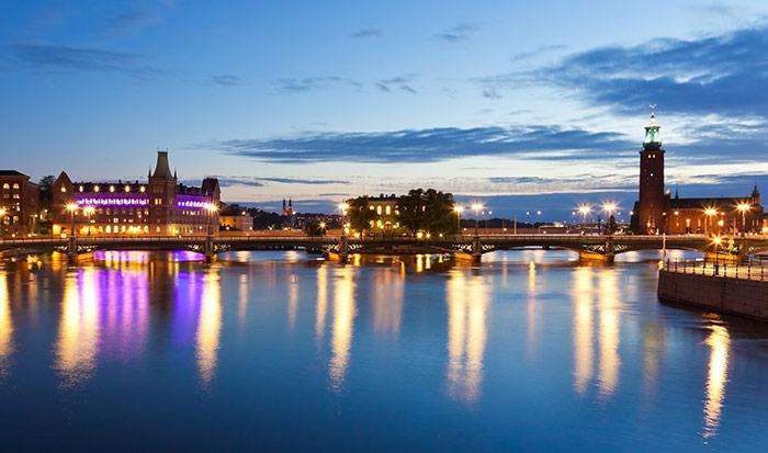 Konferens i Stockholm och Lidingö